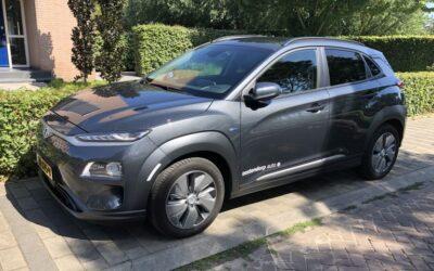 Op pad met de Hyundai Kona electric