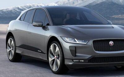Op pad met de Jaguar I-Pace
